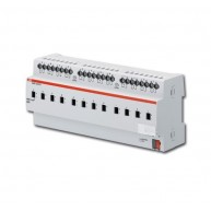ABB Schakelactor i-bus KNX uitgang 12 x 16A-AC1 DIN-rail SA/S 12.16.2.1