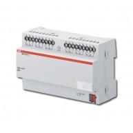 ABB Schakelactor i-bus KNX uitgang 12 x 6A-AC3 DIN-rail SA/S 12.6.1.1