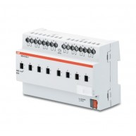 ABB Schakelactor i-bus KNX uitgang 8 x 10AX-AC1 DIN-rail SA/S 8.10.2.1