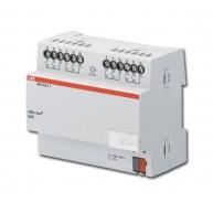ABB Schakelactor i-bus KNX uitgang 8 x 6A-AC3 DIN-rail SA/S 8.6.1.1