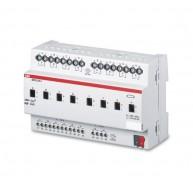 ABB Lichtregeleenheid i-bus KNX schak/dim-aktor 0-10V 8v SD/S 8.16.1