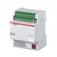 ABB I/O-module i-bus KNX 32v universele in/uit DIN-rail UK/S 32.2