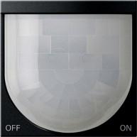 Gira KNX bewegingsmelder comfort 2,20m zwart mat 55