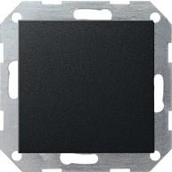 Gira KNX CO2, luchtvochtigheid- en temperatuursensor zwart mat 55