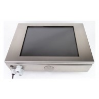 "Touch PC 17"" RVS IP66 (excl. Besturingssysteem)"