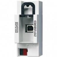 Jung KNX USB data-aansluiting