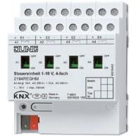 Jung KNX stuureenheid 1-10V 4-voudig