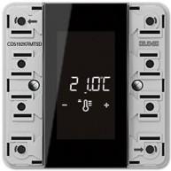 Jung KNX ruimtecontroller-module compact CD500 2-voudig
