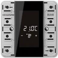 Jung KNX ruimtecontroller-module compact CD500 4-voudig