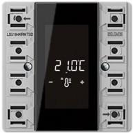 Jung KNX ruimtecontroller-module compact LS990  4-voudig