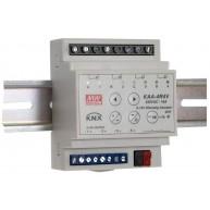 Mean Well KNX schakel- / dimactor 4 kanalen 10A / 0-10V