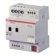 ABB Lichtregeleenheid i-bus KNX lichtregelaar 0-10V 2v DIN-rail LR/S 2.16.1