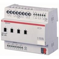 ABB Lichtregeleenheid i-bus KNX lichtregelaar 0-10V 4v DIN-rail LR/S 4.16.1