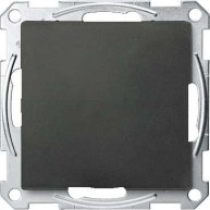 Schneider Electric KNX Tastsensor Pro 55x55mm systeem M antraciet