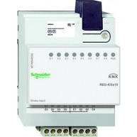 Schneider Electric KNX binaire ingang 8 x 10V (potentiaal vrij)