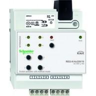 Schneider Electric KNX schakelactor 4 voudig 10A met handbediening