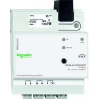 Schneider Electric KNX universele dimactor 1 voudig 500W