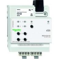 Schneider Electric KNX jaloezieactor 2x 230V 10A met handbediening