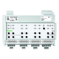 Schneider Electric KNX jaloezie / schakelactor 8x / 16x  230V 10A met handbediening