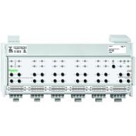 Schneider Electric KNX jaloezie / schakelactor 12x / 24x  230V 10A met handbediening