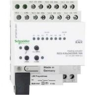 Schneider Electric KNX verwarmingsactor 6 voudig 24V en 230V