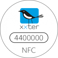 xxter NFC tag - sticker