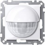 Schneider Electric KNX bewegingsmelder 180 / 2.20m inbouw polarwit glanzend Systeem M