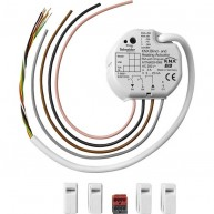 Schneider Electric KNX jalouzie en verwarmingsactor met 3 ingangen