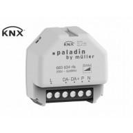 Hugo Müller Paladin KNX/RF Dali broadcast gateway inbouw (S-mode)