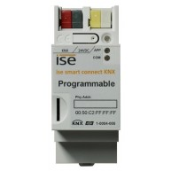 ISE smart connect KNX Programmable 1x ethernet + 1x USB