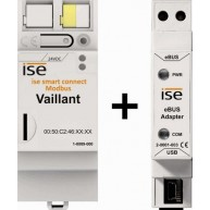 ISE smart connect Modbus Vaillant (set)