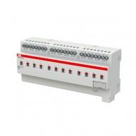 ABB KNX Schakelactor standaard 12 voudig 10A SA/S12.10.2.2