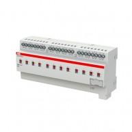 ABB KNX Schakelactor standaard 12 voudig 16A SA/S12.16.2.2