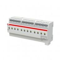 ABB KNX Schakelactor standaard 12 voudig 6A SA/S12.6.2.2