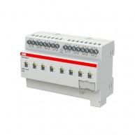 ABB KNX Schakelactor standaard 8 voudig 6A SA/S8.6.2.2