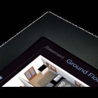 """ThinKnx Zwarte lijst voor Envision Touch Server 7"""""""