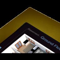 "ThinKnx Gouden lijst voor Envision Touch Server 7"""
