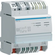 Hager Voedingsmodule KNX-bus 2x (30 V= 320 mA)