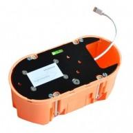Viveroo Free set t.b.v. inbouw in holle wand en muur (USB-C) met PoE