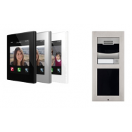 Zennio GetFace IP intercom set