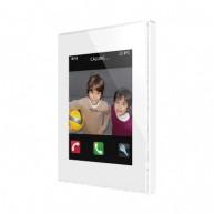 Zennio Z41 COM wit met app - kunststof frame