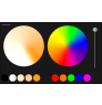 Colorpicker Wiser for KNX