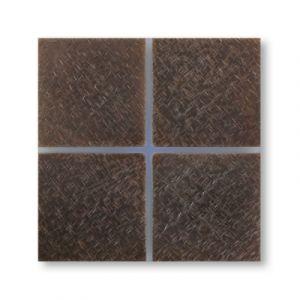 Basalte Sentido front - quad - fer forgé bronze