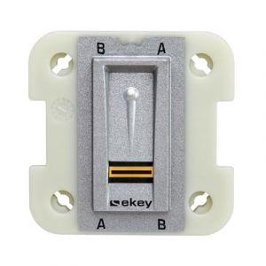 Ekey FSX OM E vingerscanner voor Wiser for KNX - zilver