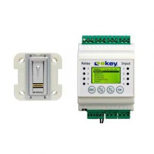 Ekey Home set OM I DRM 2 buitenscanner met bedieningspaneel 2 relais