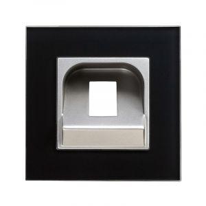 Ekey frame voor scanner FS(X) glas zwart