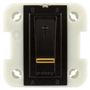 Ekey Home FS OM E BL binnenscanner - zwart