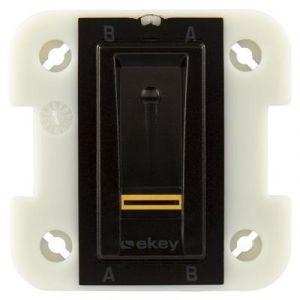Ekey FSX OM E BL binnenscanner voor Wiser for KNX - zwart