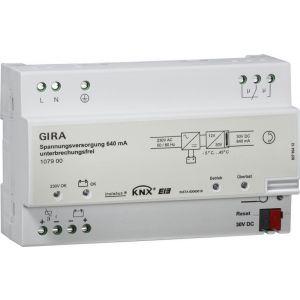 Gira KNX Voedingseenheid 640 mA onderbrekingsvrij