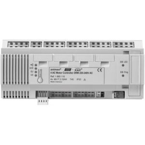 Somfy KNX Motor Controller 4AC DRM